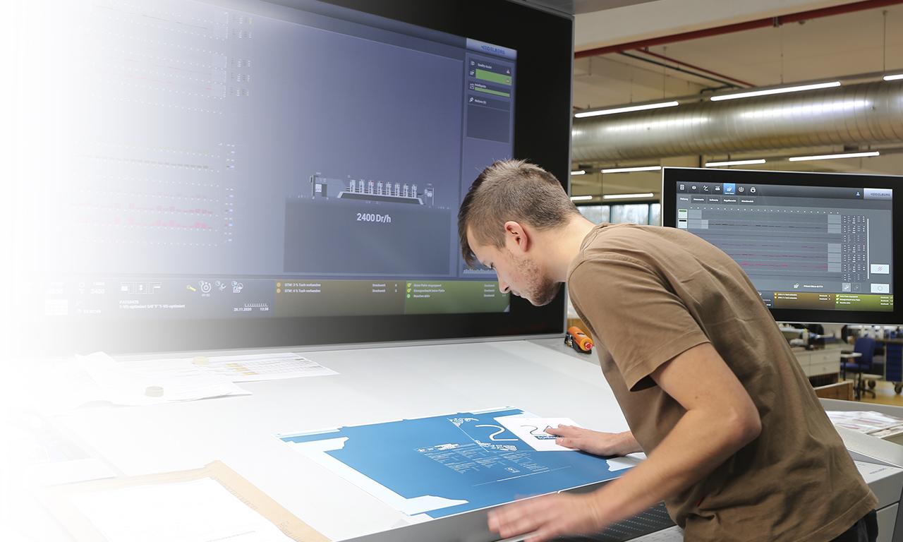 stellenangebote bei plm / Druckerei / Industrie