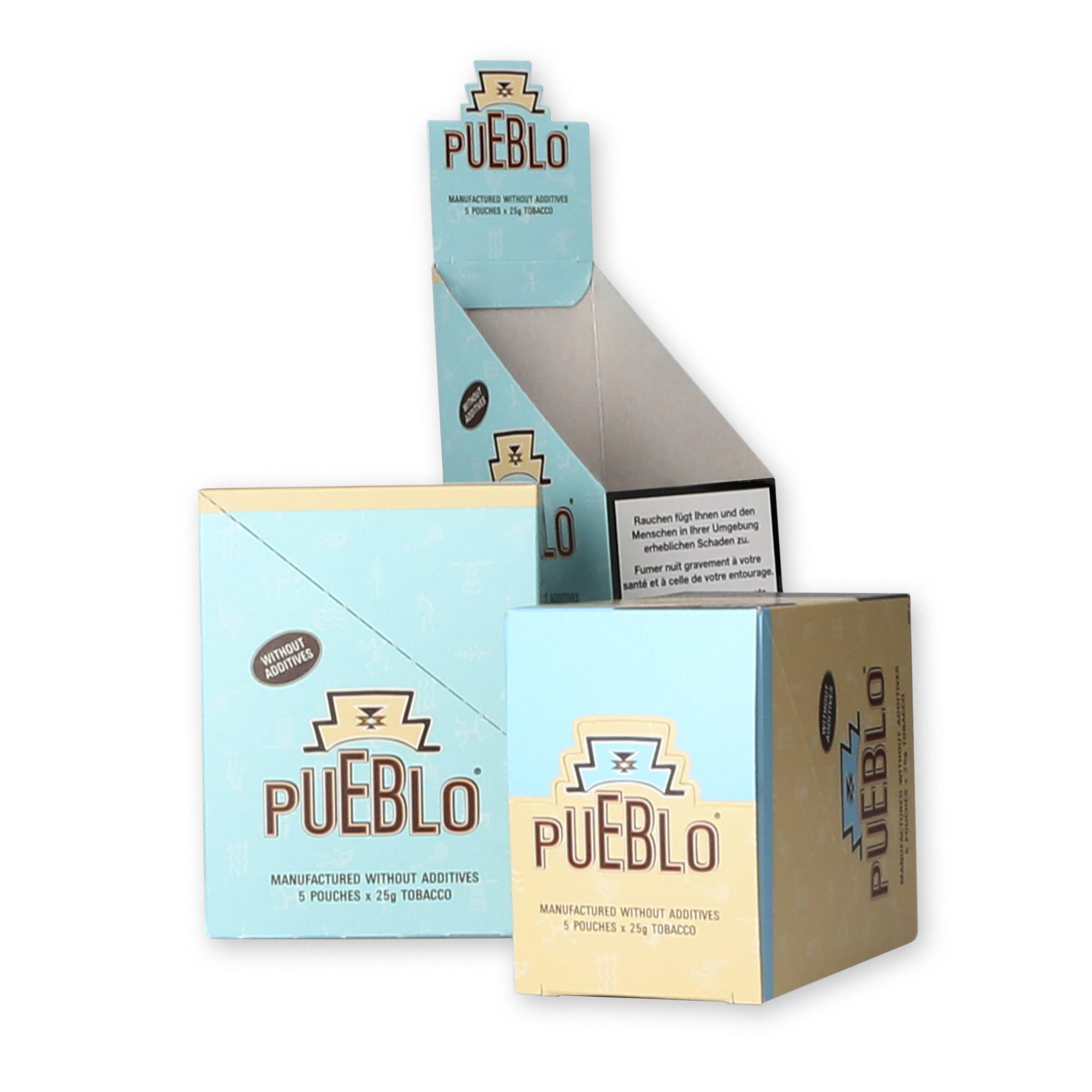 Thekenaufsteller aus Karton / individueller Faltschachtelaufsteller für den POS / Verkaufsaufsteller für die optimale Produktpräsentation