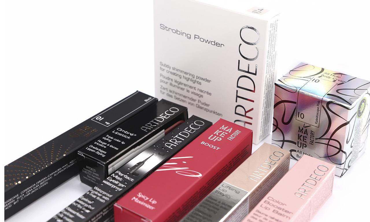 Faltschachteln / Verpackugen / Kosmetikverpackungen / Arzneimittelverpackungen / Braille / Blindenschriftpunkte / Eigenentwicklungenvon plm