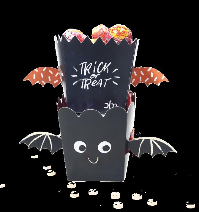 Halloween Verpackung - entwickelt vom plm
