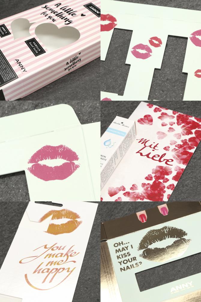 Saisonverpackung Branding Valentinstagsverpackung Geschenkverpackungen Verpackungen von plm