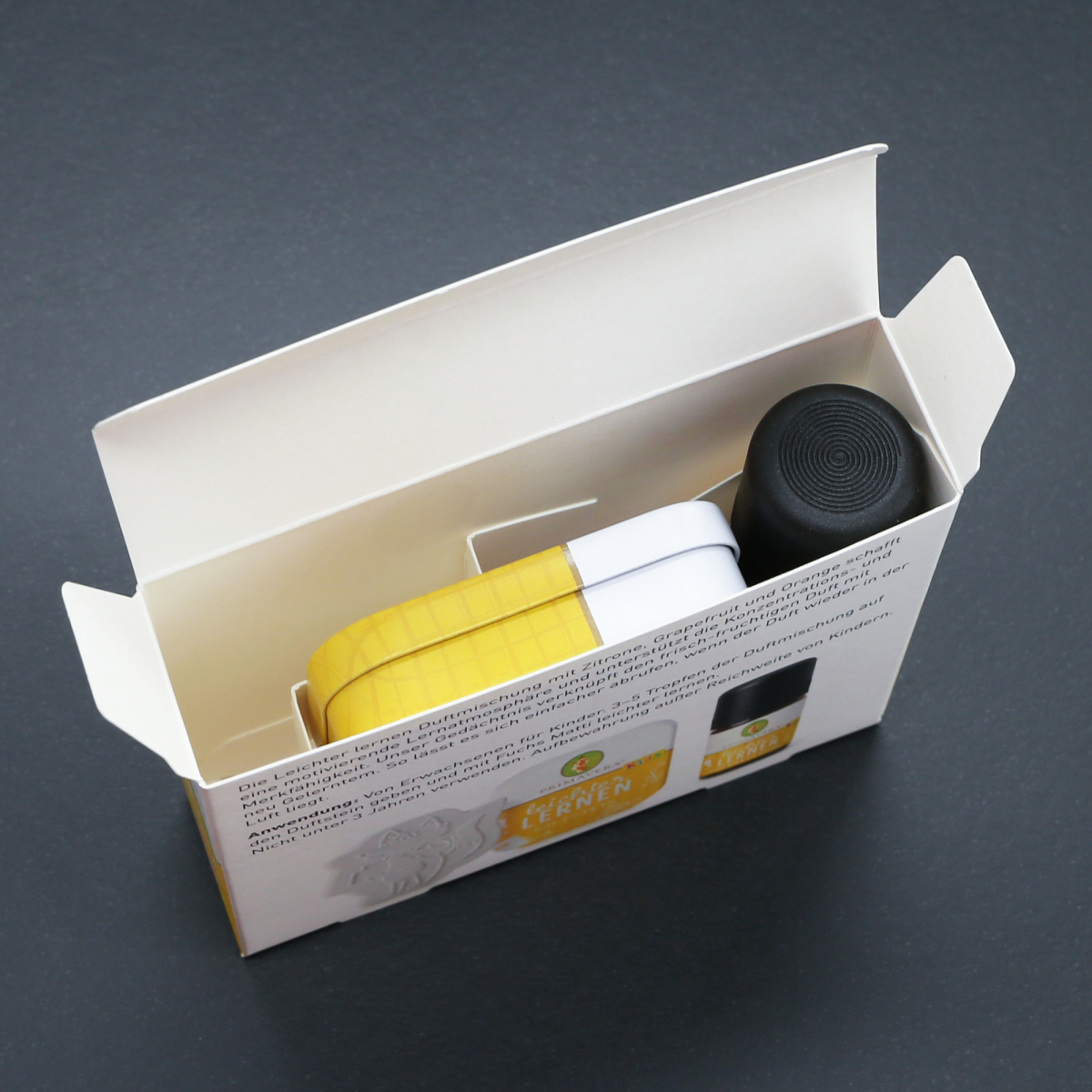 Verpackung mit Innenkonstruktion / Transportschutz