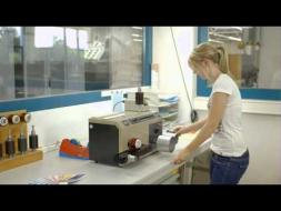 Embedded thumbnail for plm - Ausbildung zum Drucktechnologen