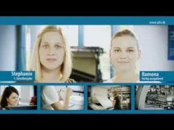 Embedded thumbnail for plm - Ausbildungsoffensive - Kino Spot